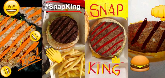 snap king